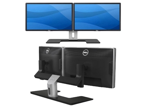 It's the Dealmaster's dazzling double-Dell display delight