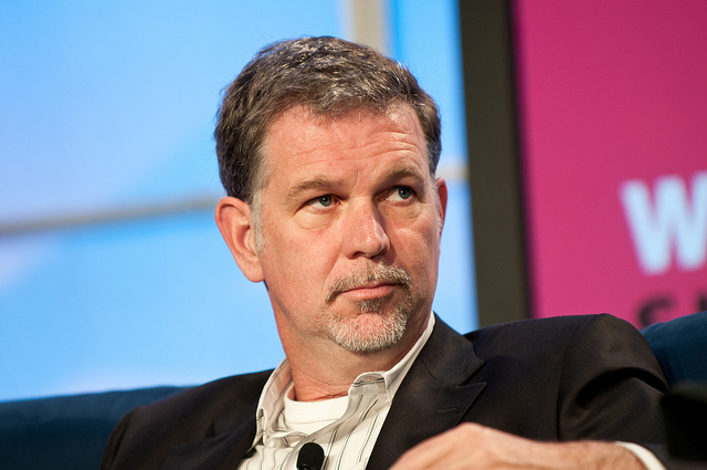 Reed Hastings
