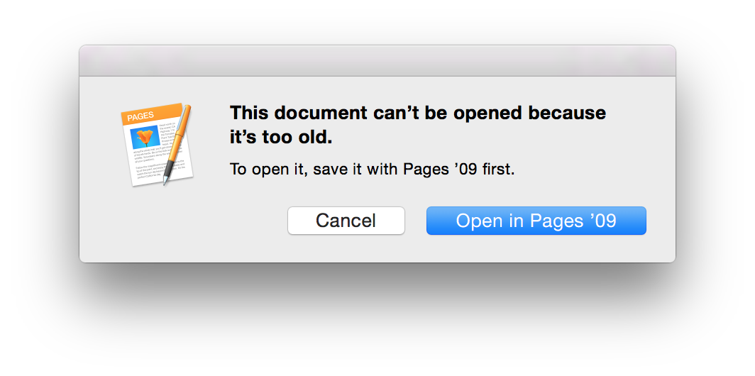 My mac doesn't have pages. It only has text edit. Are they the same thing?