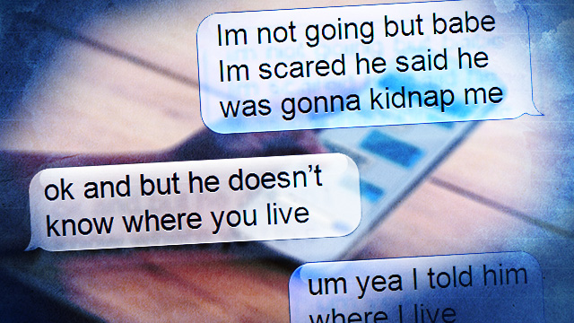 12-year-old's online life brings an abductor to her doorstep