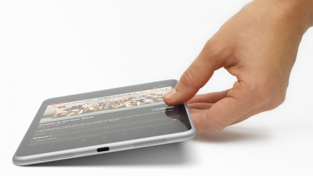 The tablet is certainly going to be thin.