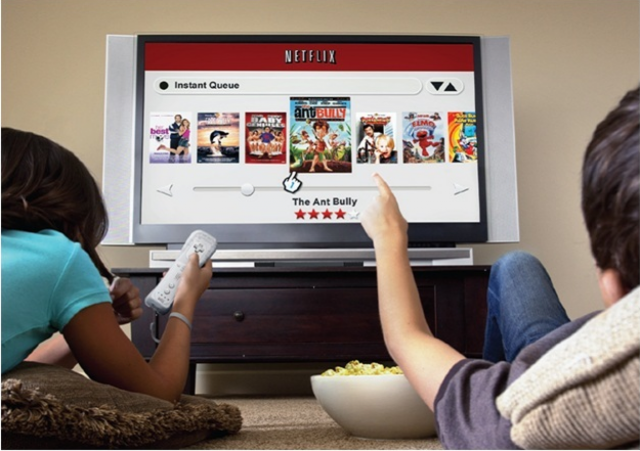 Netflix supports Charter/TWC merger after promise of free network connection