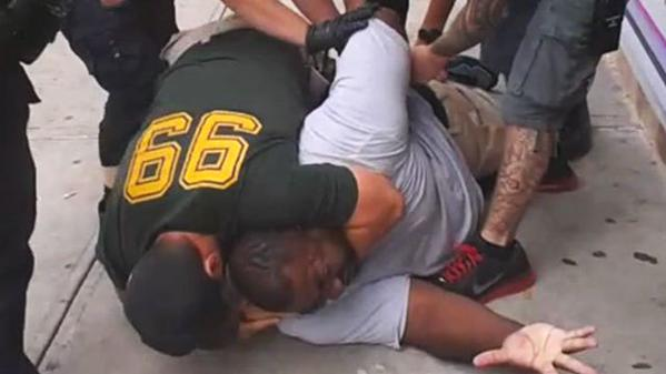 Video of police brutality can only do so much: NYPD chokehold cop not indicted