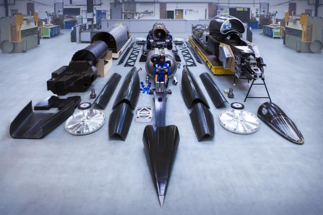 The world's fastest model kit?