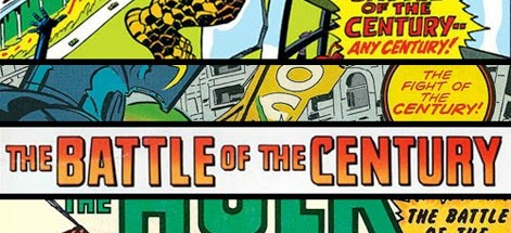 Superhero showdown: Which comic book rumble was the real Battle of the Century? thumbnail