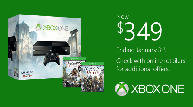 Two Month Long Xbox One Sale Ending Price Will Jump Back To 400 Ars Technica