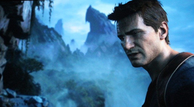 <em>Uncharted 4</em>. Of course it looks good.