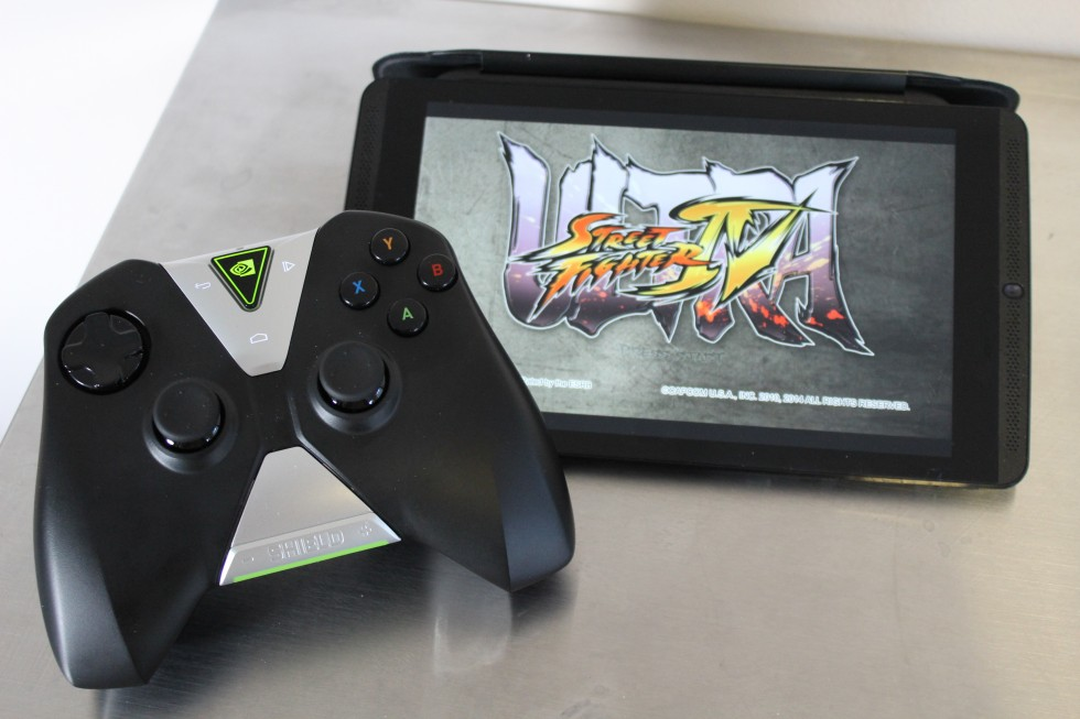 Ultra Street Fighter IV on Android? The Shield Tablet makes it happen... sort of.