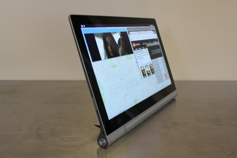 Yoga Tablet 2 Pro review: So close to being good