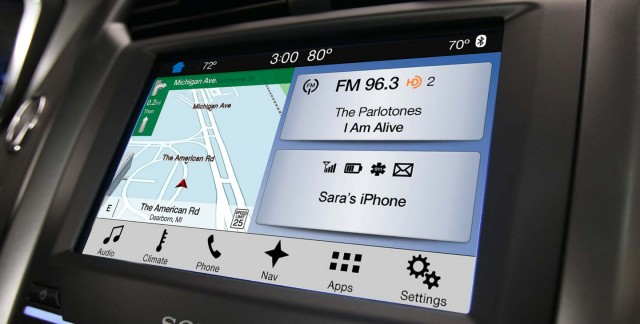 "Ford, eyeing its competitors, ousts MyFordTouch for ""faster"" Sync 3"