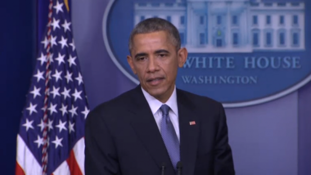 """Obama thinks Sony """"made a mistake"""" pulling The Interview after hack"""