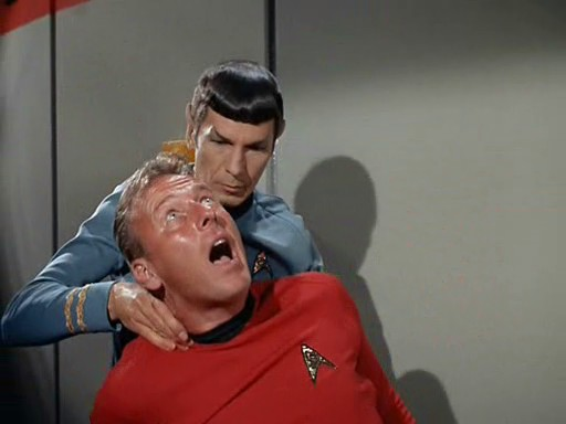 CBS and Paramount would like to use a Vulcan nerve pinch on Axanar Productions.