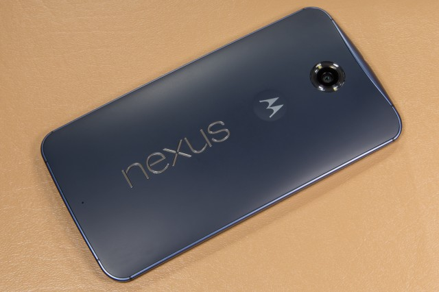 The Nexus 6, but something is missing...