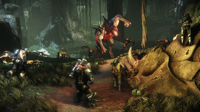 Evolve open beta comes exclusively to Xbox One next month
