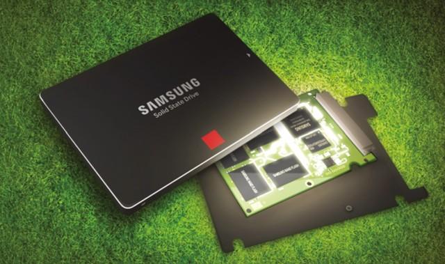 Samsung's new 850 EVO SSD.
