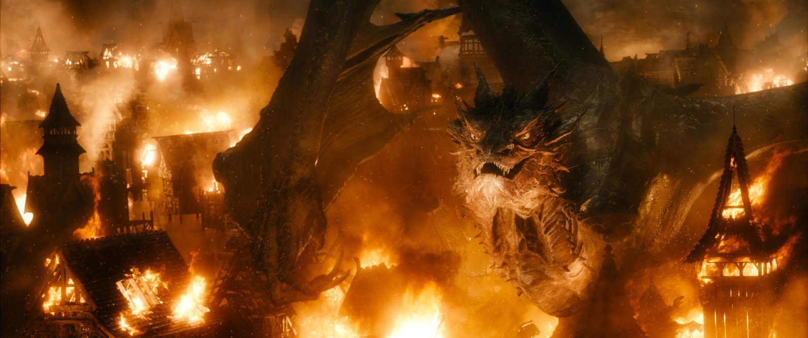These movies do a few things well, Smaug among them, but their pleasures are ultimately few and far between.