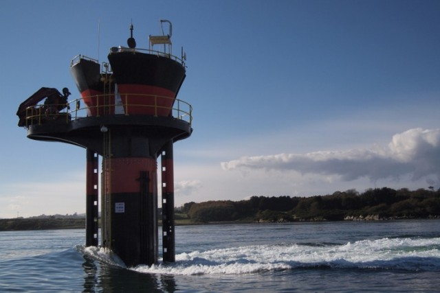 Tidal power generators can easily be modeled in real time, since conditions change very slowly.