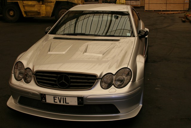 This is one of the cars seized by NZ authorities that the US is trying to obtain under civil forfeiture.