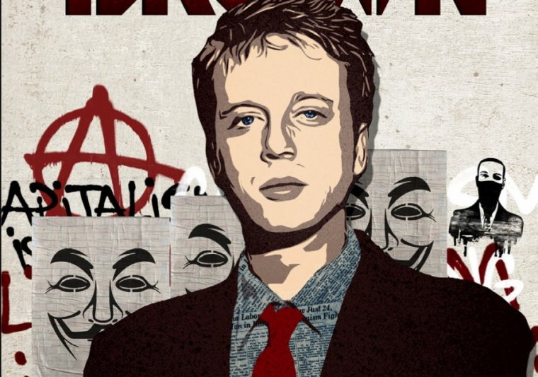 It's all over: Barrett Brown, formerly of Anonymous, sentenced to 63 months