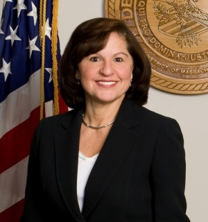 Massachusetts US Attorney Carmen Ortiz.