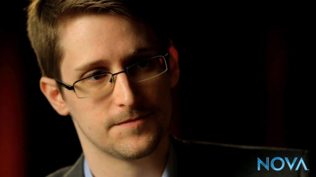 Edward Snowden, in his interview with James Bamford for PBS' <em>NOVA</em>.