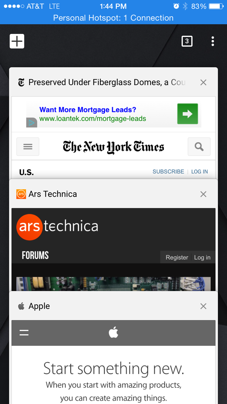 Google chrome themes yosemite - Enlarge Chrome For Ios Is The Latest App To Go Material