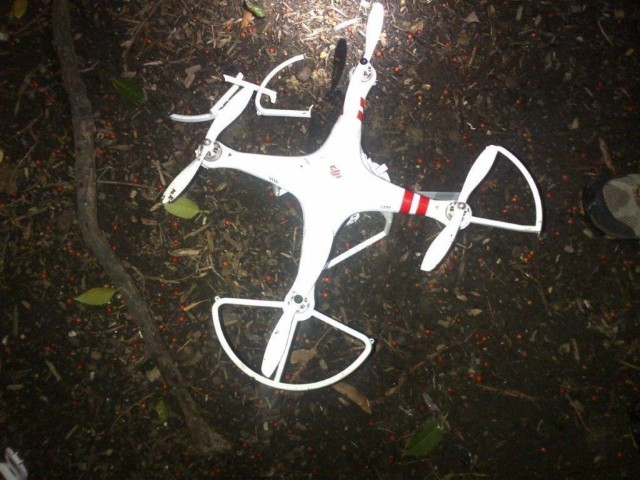 The ill-fated DJI Phantom 2 drone flown by a drunken intelligence agency employee into a tree on the White House grounds has kicked up more than a few wood chips.