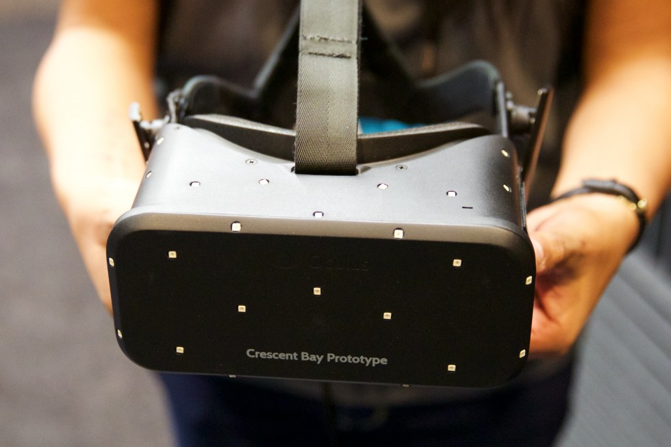 Oculus' Crescent Bay demonstrator.