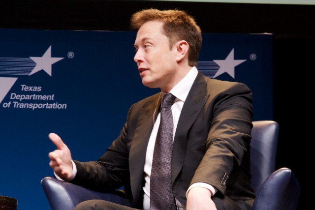 "Musk says Hyperloop test track coming ""soon,"" Texas leading candidate"