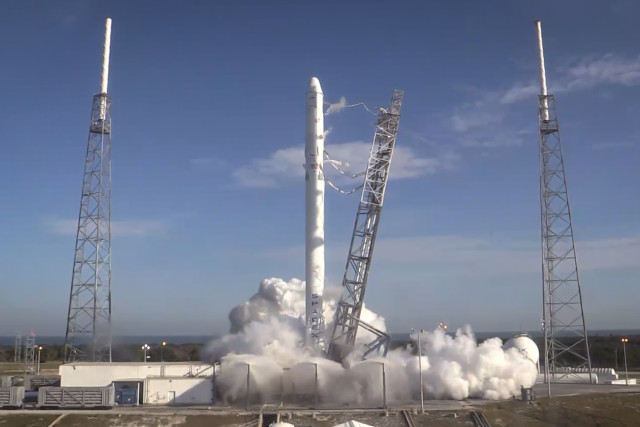 SpaceX will now be able to take a chunk of the Air Force's launch business, once it completes an expedited certification.