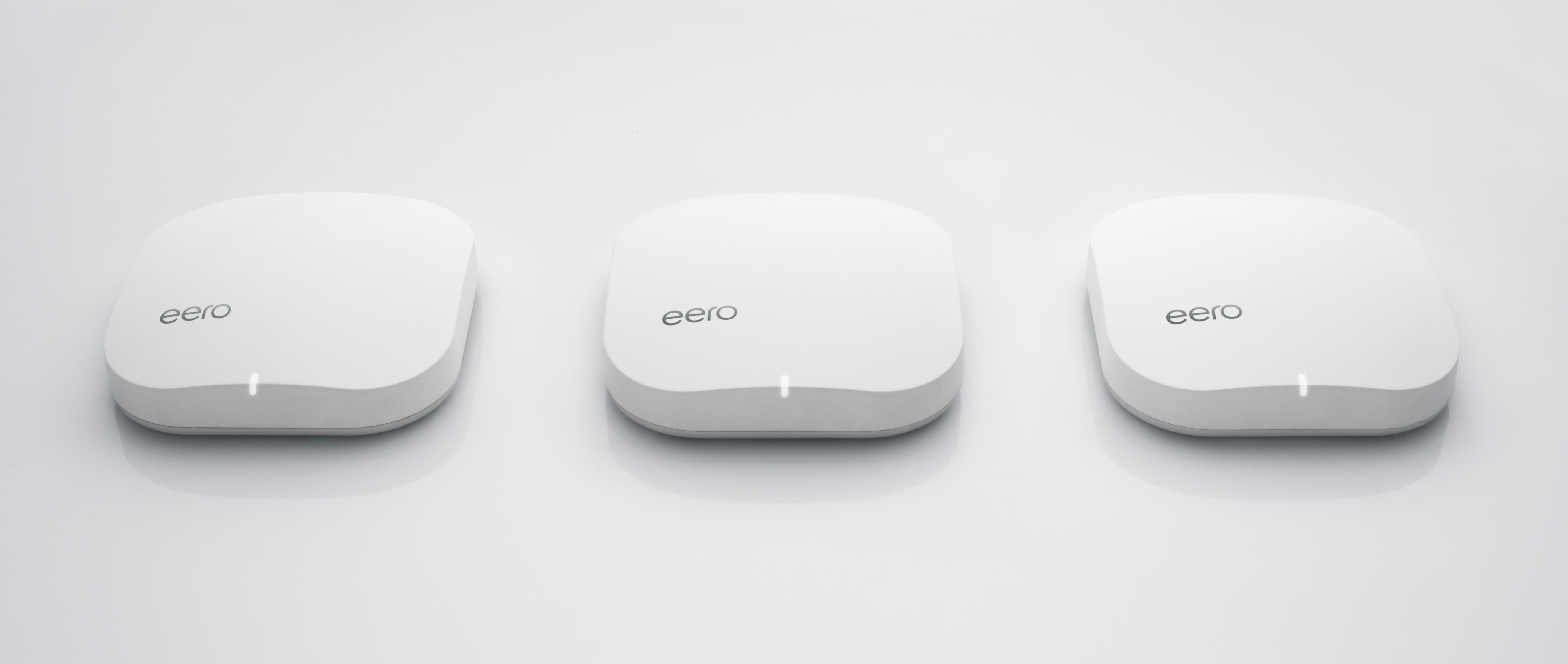 Eero Takes A Crack At Pushing Mesh Wi Fi Through Your