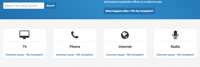 FCC makes it easier to complain about cable, Internet, and