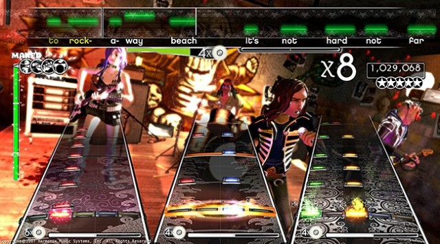 Harmonix adds new DLC songs to Rock Band after nearly two-year break