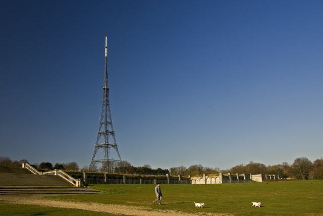 Crystal Palace transmitting station