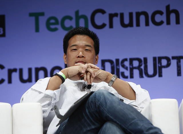 Chi-Hua Chien of Kleiner Perkins Caufield & Byers, at a TechCrunch event in 2013. Chien testified in a high-profile gender discrimination trial in San Francisco on Wednesday.