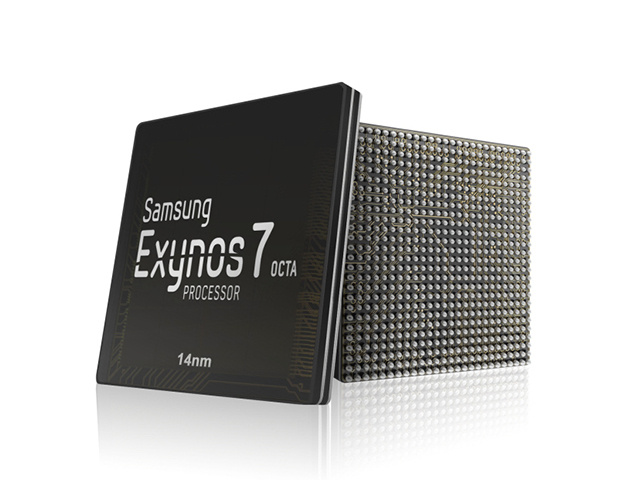Samsung's first 14nm SoC is a 64-bit, 8-core Exynos aimed at high-end phones