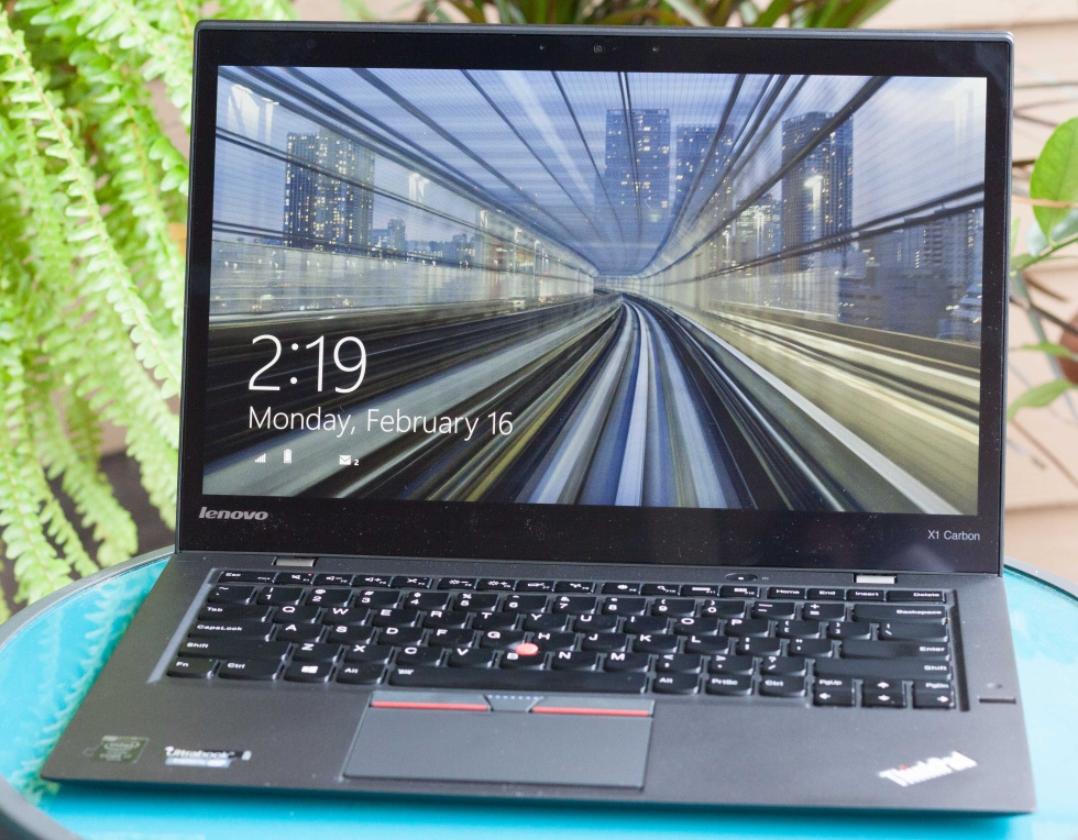 ThinkPad X1 Carbon review: A fine heir to the ThinkPad name