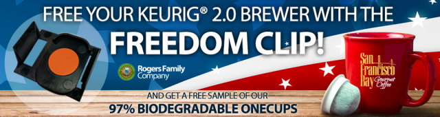 "Coffee roaster's ""Freedom Clip"" fools Keurig 2.0 ""java DRM"" [Updated]"