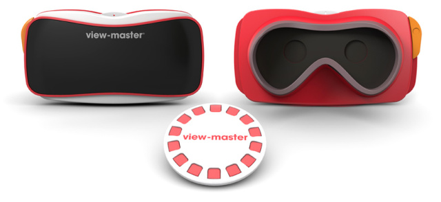 Mattel and Google turn the View-Master into a virtual reality toy