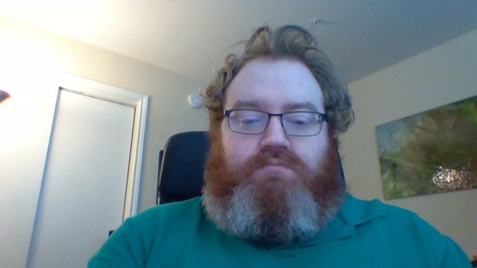 The embeardening continues.
