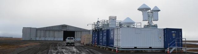 The DOE's Alaskan facility.