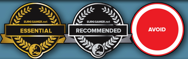 In lieu of scores, Eurogamer will be attaching these images to some of its reviews.