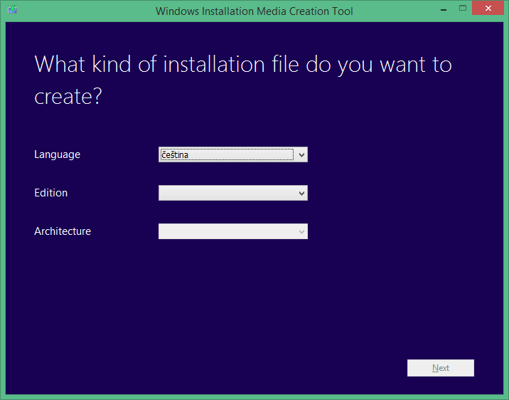 Win 8.1 Clean Install