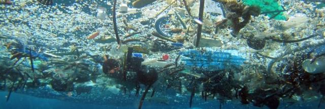 12 7 Million Metric Tons Of Plastic Pour Into Our Oceans
