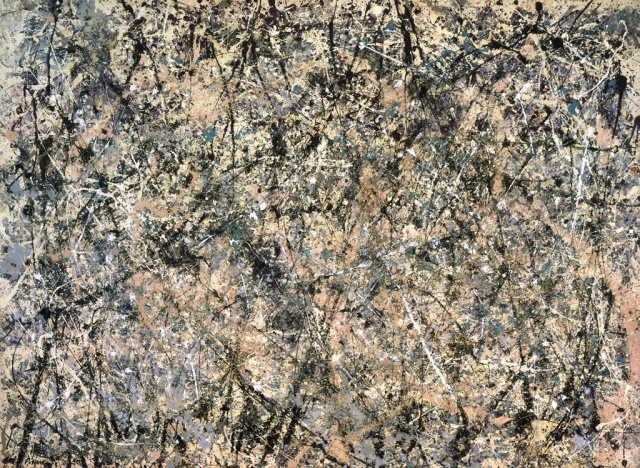 Computer algorithm can accurately identify Jackson Pollock paintings