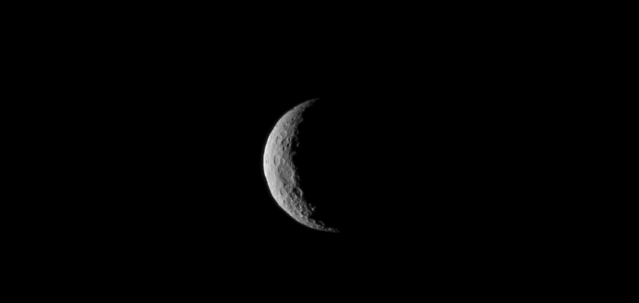 NASA's Dawn mission slips into orbit at dwarf planet Ceres
