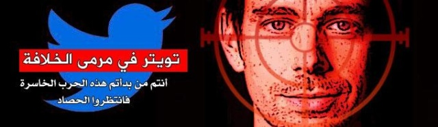 Islamic State threatens Twitter co-founder Jack Dorsey over account bans