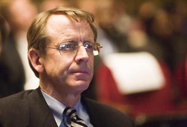 "John Doerr says Kleiner Perkins is not a VC firm ""run by men"""
