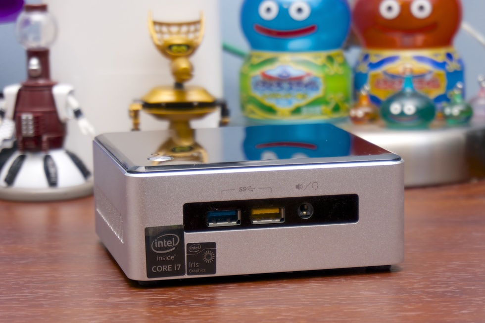 Intel's first-ever Core i7 NUC uses the fastest Broadwell chip that the company currently ships.