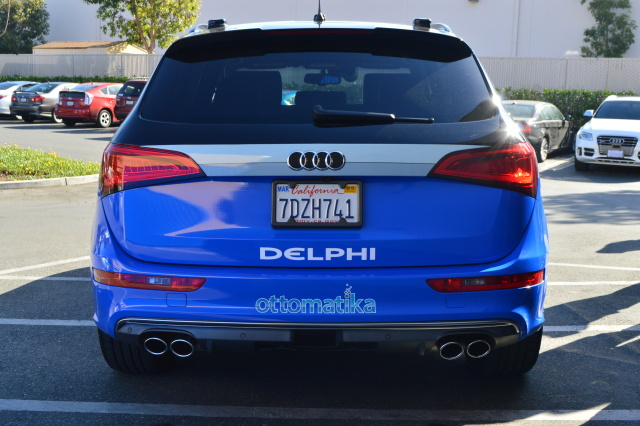 Watch out Google: Delphi gives Ars a ride in its self